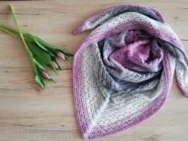 šátek srdcovka